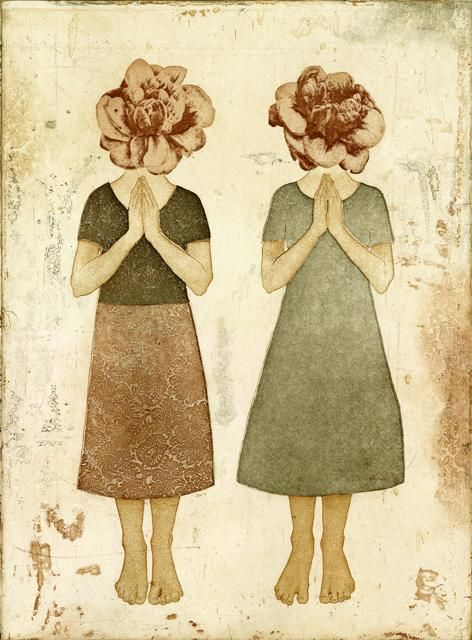 Piia Lehti: Ruusutarhan tädit / Rose Garden Aunties, 2009