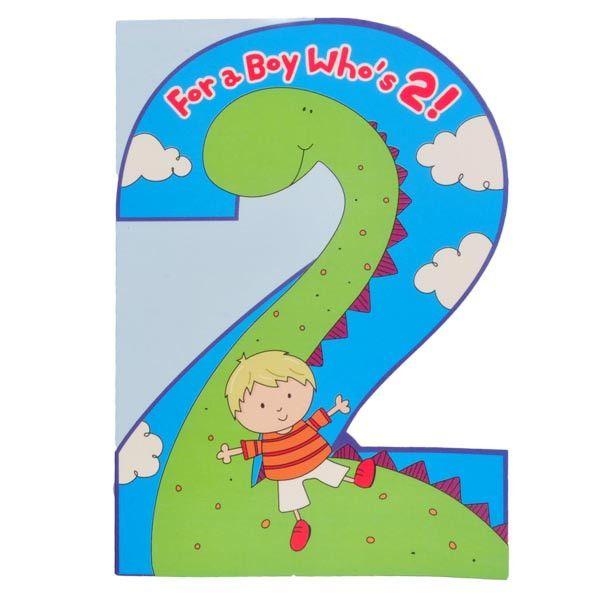 Fun 2nd Birthday