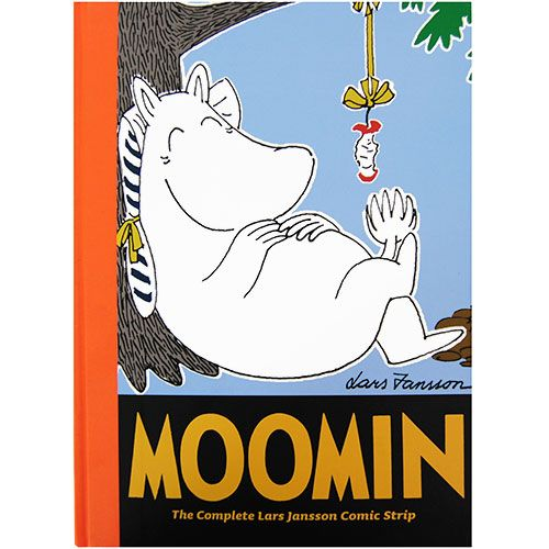 Lars Jannson keeps the Moomins moving with an adventure-packed eighth volume to continue the clever comic strip series. Moomin: The Complete Lars Jansson Comic Strip Vol. 8 - $19.95