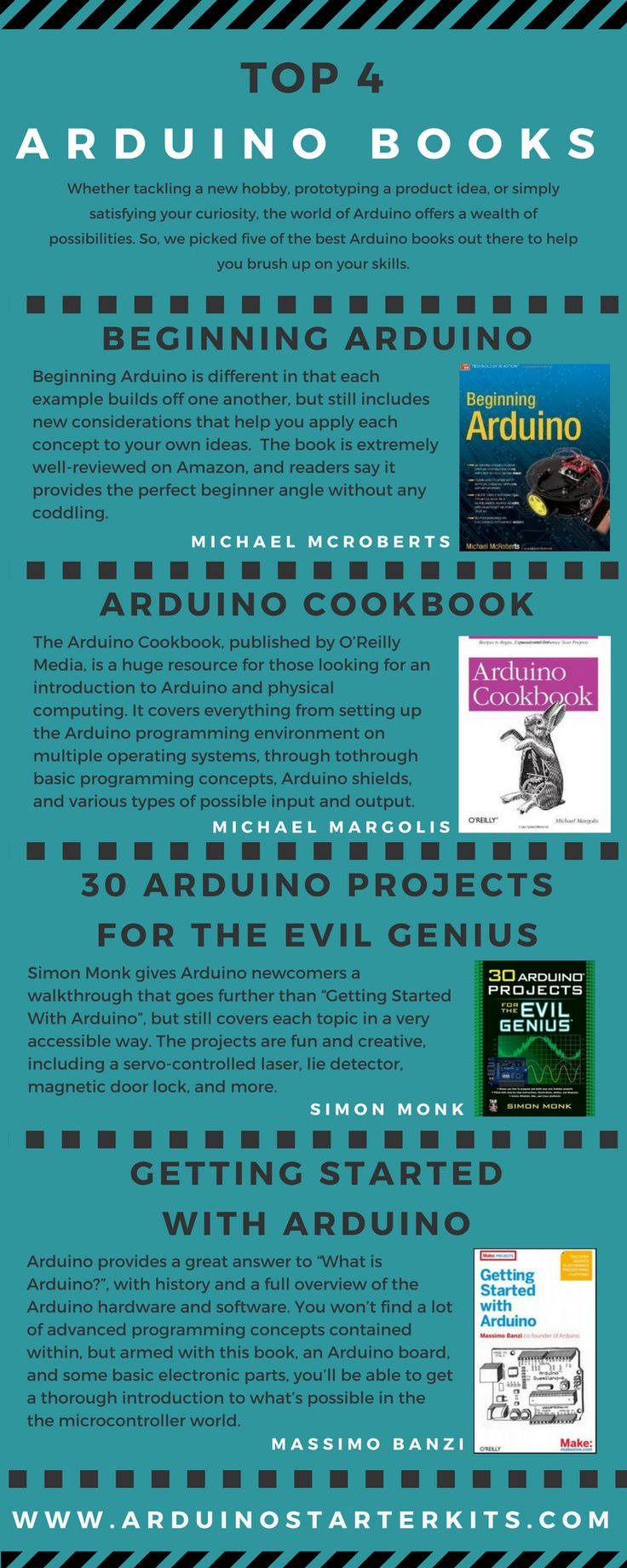 Unique arduino books ideas on pinterest