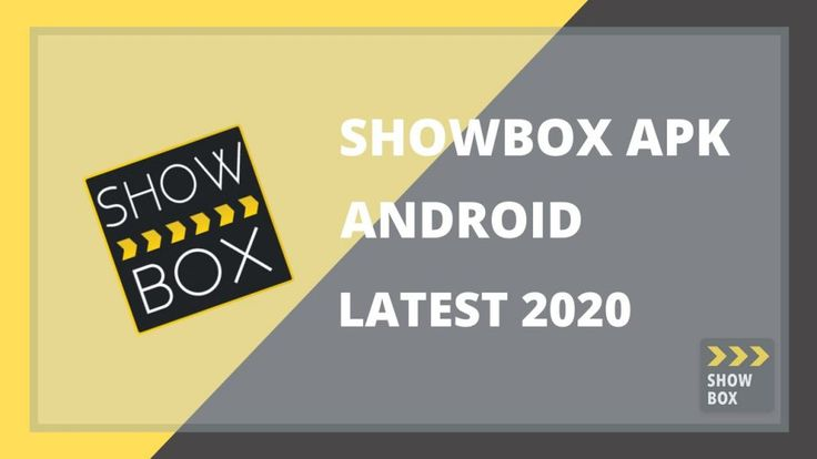 ShowBox Android APK Latest 2020 AdsFree⚡️ [100 WORKING