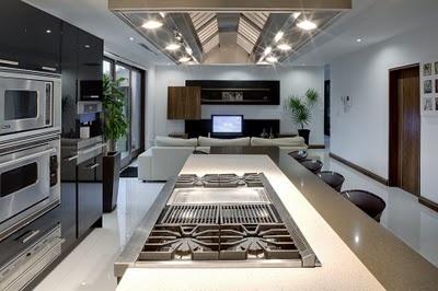 Korean House Modern Homes Design Inspiration The Cubo Kitchen Living Room