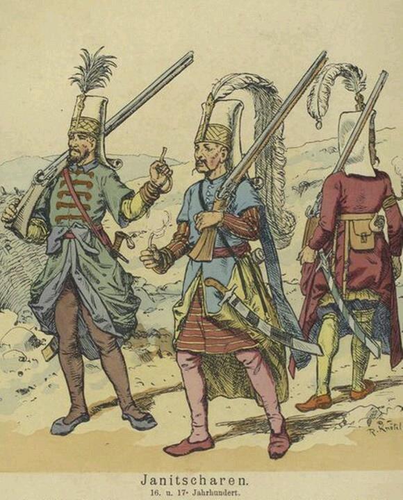 Ottoman Yenicheris