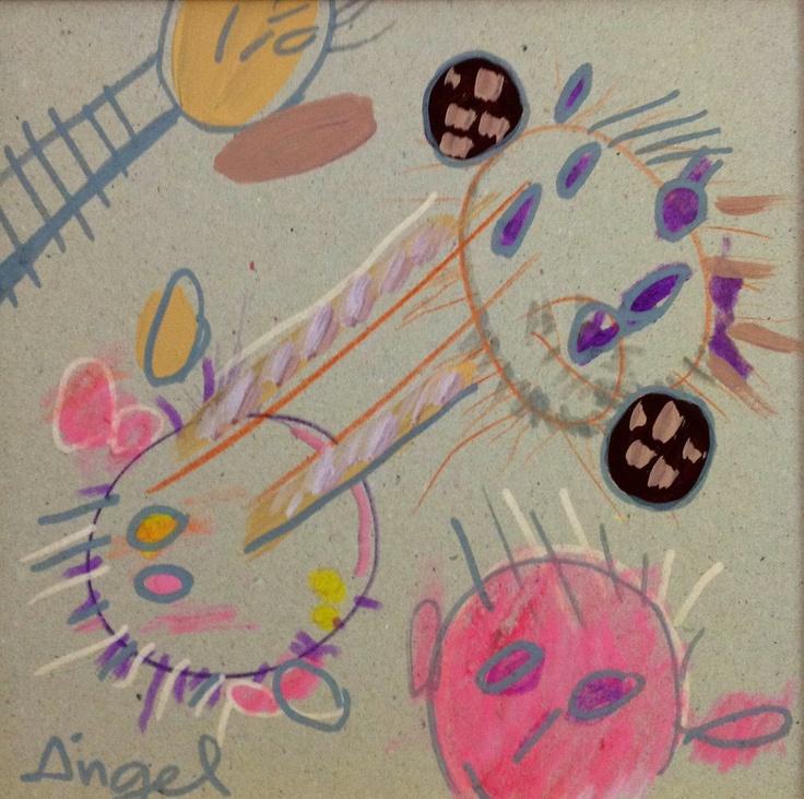 """Angel Bisabarros Autismo Burgos (from a href=http://expo2013.autismoburgos.org/picture.php?/430/category/3VI Exposición Internacional de Arte para Personas con Autismo """"EL AUTISMO Y SU HUELLA""""/a)"""