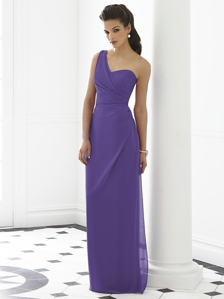 17 best Emmas Wedding - Purple Bridesmaid Dresses images on ...
