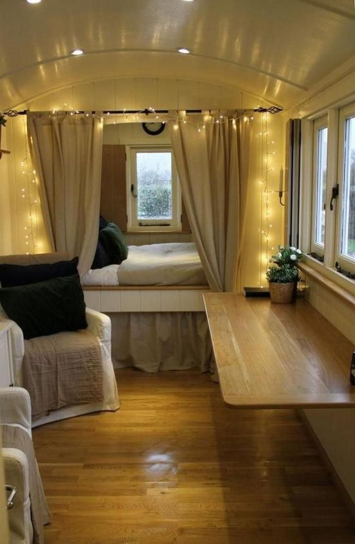 Diy rv interiors - Camper Interior Remodel Diy Travel Trailers 39
