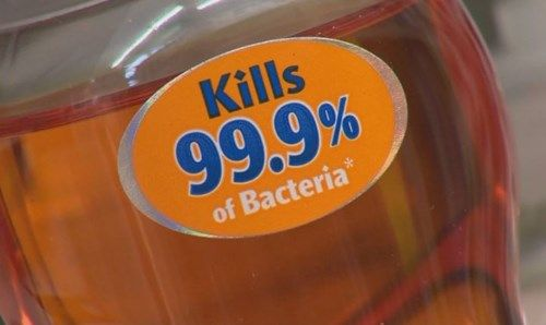 Antibacterial soaps can claim to kill 99.99% of all bacteria, but their days are…