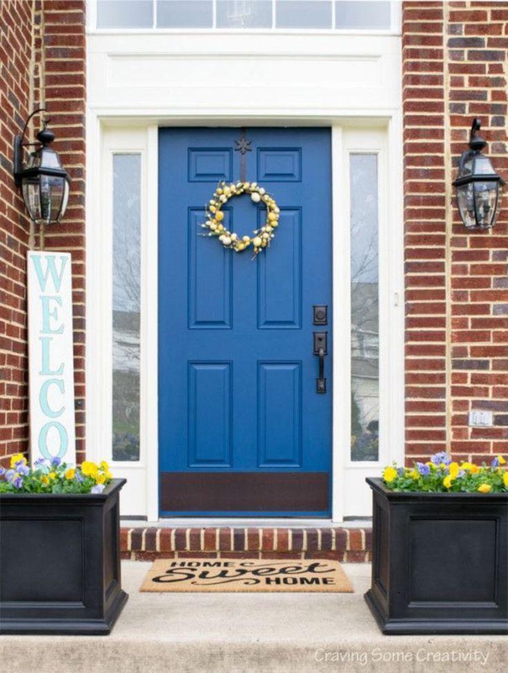 Exterior Door Colors: Best 25+ Exterior Door Colors Ideas On Pinterest