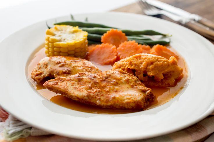skinnymixer's All-in-one Chicken Dinner