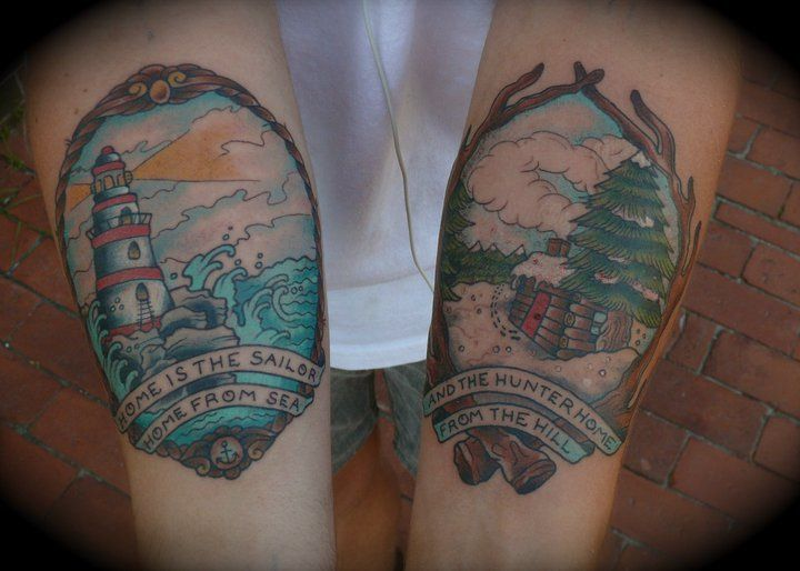best 25 maine tattoo ideas on pinterest tattoo mountain traditional tattoo mountain and. Black Bedroom Furniture Sets. Home Design Ideas