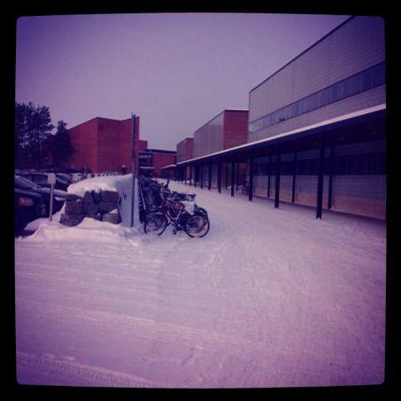 Yliopisto Joensuu, Finland