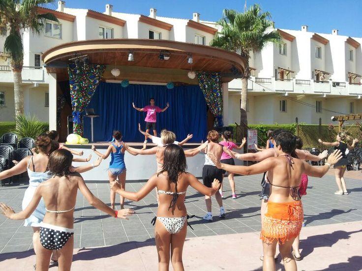 #AnimaciónTurística Dance Club www.alade3.es