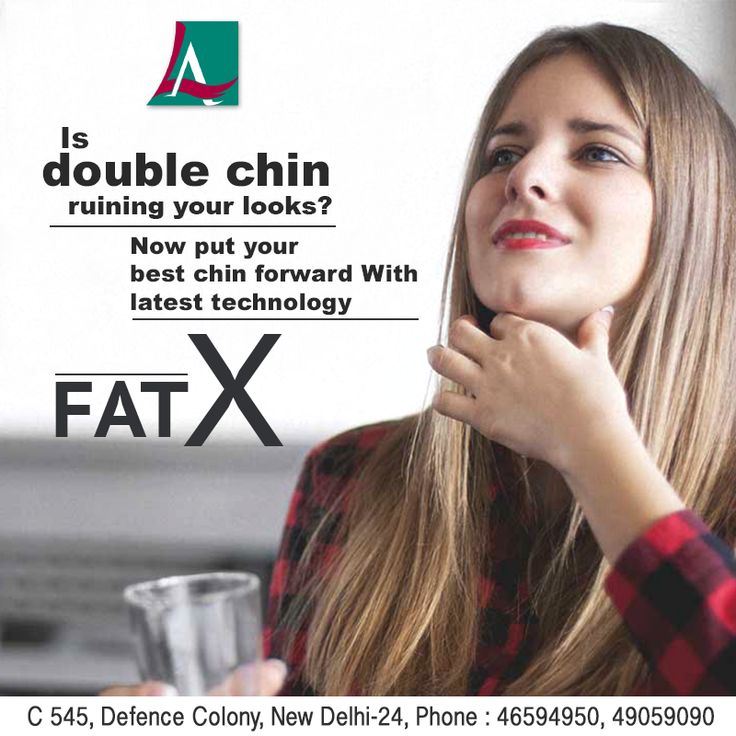 Are you fed up with looking in mirror and seeing the double chin ruining your looks? Now look your best with latest technology Fat X for double chin reduction. It is the injectable treatment for adults that destroys fat cells under the chin to improve your profile. Call 46594950, 49059090 to book your appointment with @laskindelhi today.