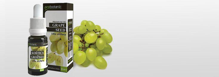 Muchos estudios se han realizado para determinar los beneficios de usar aceite de semilla de uva. Actualmente se utiliza en la prevención y control de varios problemas de salud como enfermedades cardíacas, el cáncer y para regular los niveles de azúcar en la sangre. Aceite de semilla de uvaContiene antioxidantes