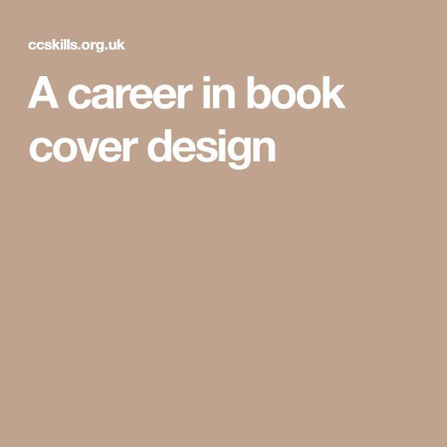 A career in book cover design
