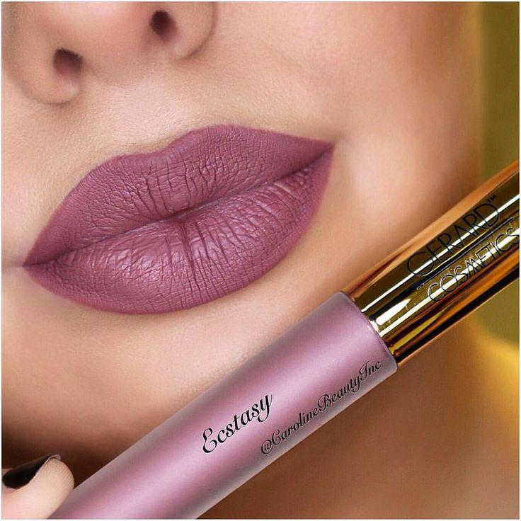 Gerard Cosmetics ✨ECSTASY Hydra-Matte Liquid Lipstick