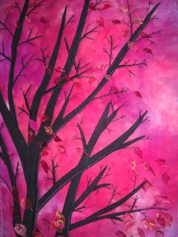 #tree #quilt