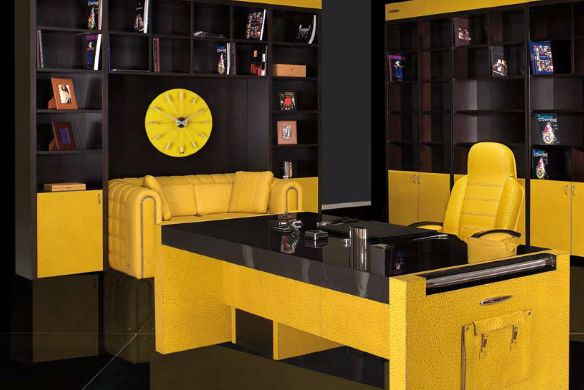 Luxury Collection Combines Premium Italian Leather, Innovative Style And  Precision Design To Create Beautiful Furniture
