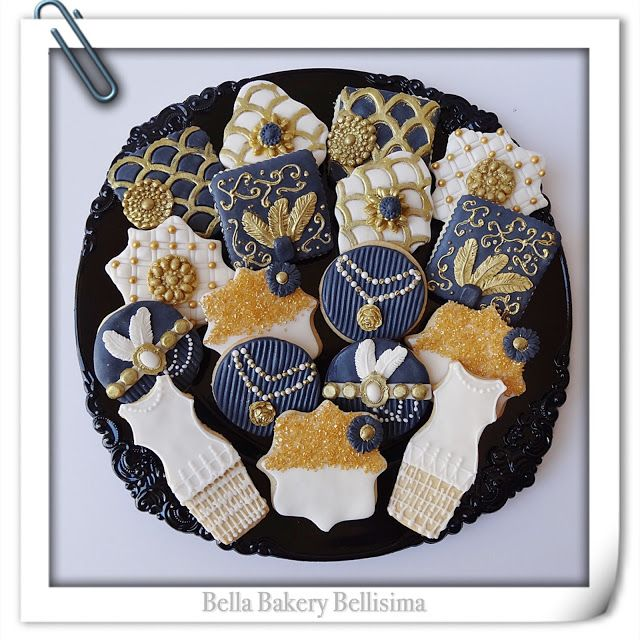 -: GREAT GATSBY COOKIES
