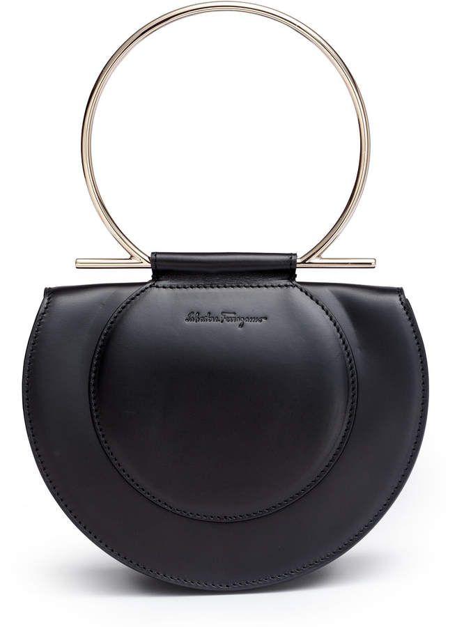Women Round Shoulder Bag Basketball-style Personality Chain Handbag Crossbody