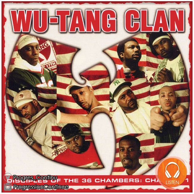 Wu-Tang Clan - Disciples of the 36 Chambers - Chapter 1 (2004) #wu #tang #clan #disciples #36 #chambers #album