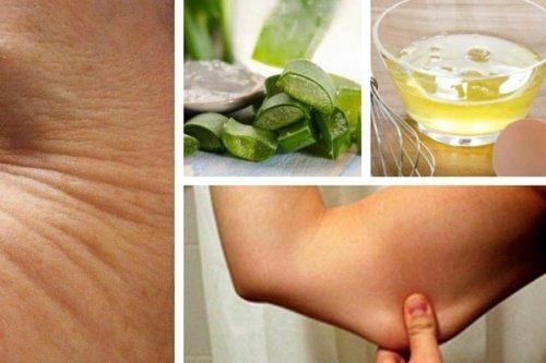 Mit Hausmitteln die Haut straffen - Besser Gesund Leben