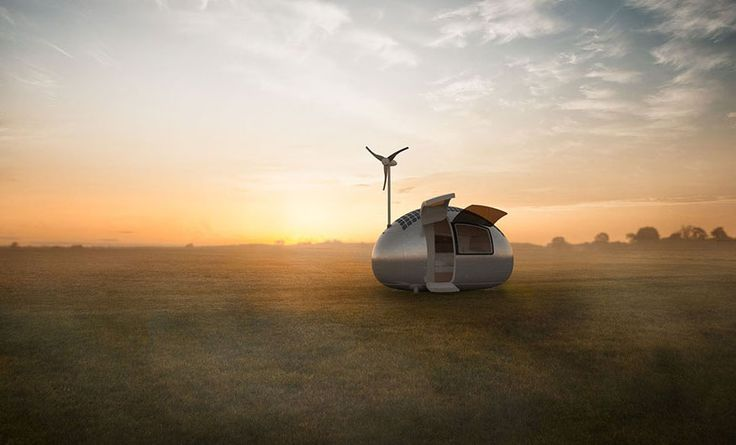 Can work as portable self catering off the grid