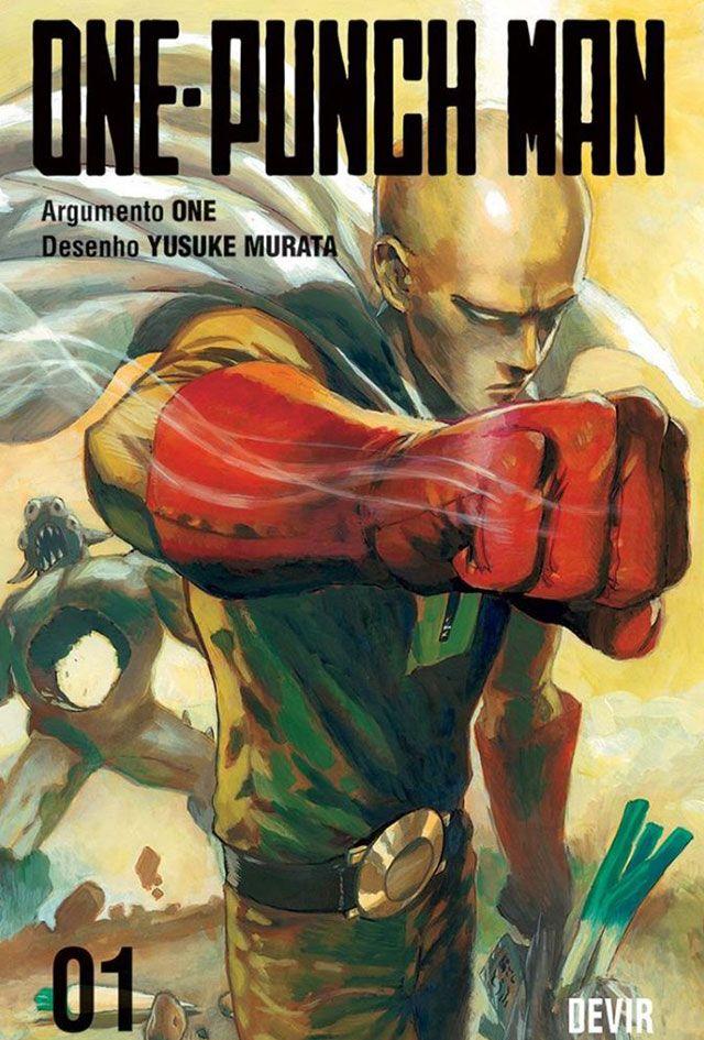 Passatempo: One-Punch Man