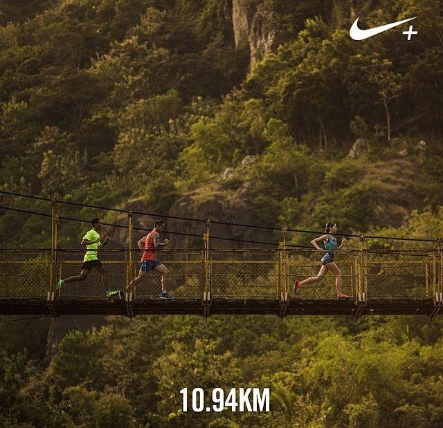 Bridge running