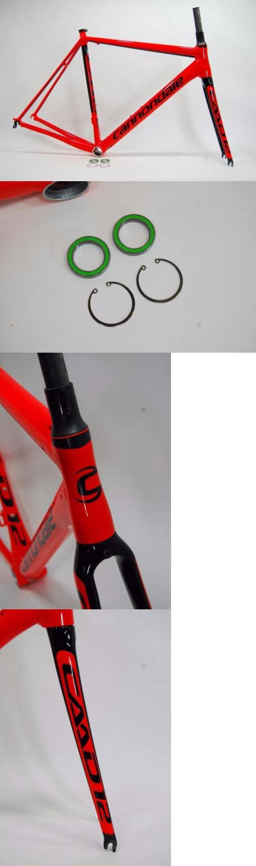 Bicycle Frames 22679: 2016 Cannondale Caad12 Alloy Road Bike Frame 54Cm Bb30 Di2 New -> BUY IT NOW ONLY: $850 on eBay!