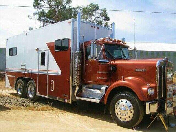 California Rv Show >> Semi Camper | Creative Custom Conversions | Motorhome, Bus motorhome, Rv truck