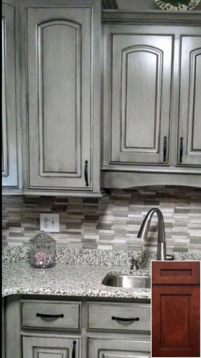 Pictures Of Raised Panel Oak Cabinets Painted White Oakkitchencabinets Cabinets Glazed Kitchen Cabinets Stained Kitchen Cabinets Kitchen Design Diy