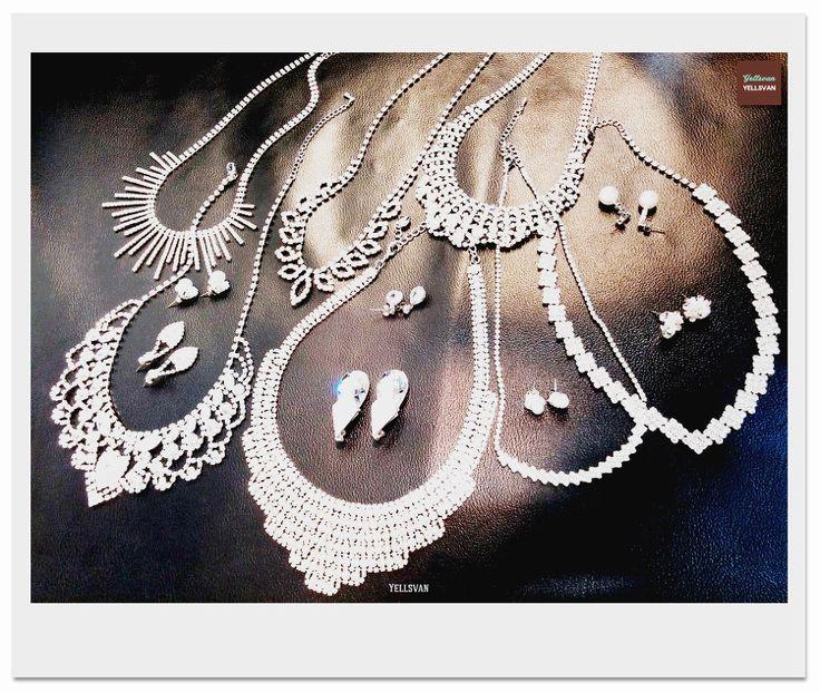 YELLSVAN  (Wedding Jewelry)
