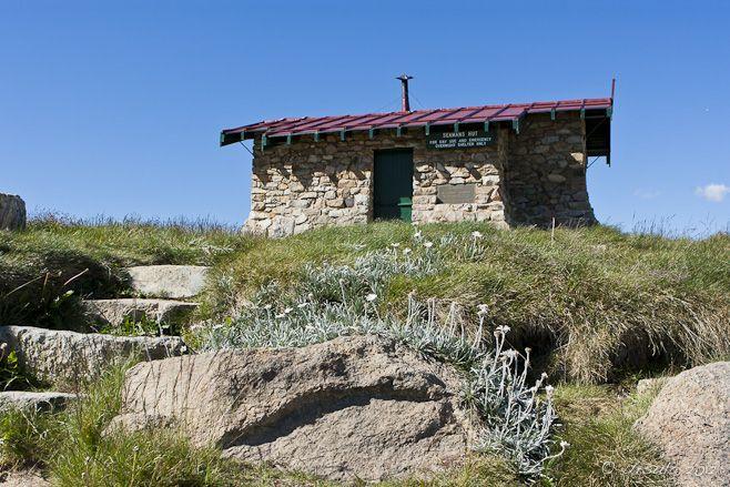 Seaman's Hut, Kosciuszko National Park