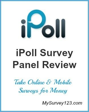 iPoll SurveyHead Review at mysurvey123.com - iPoll rewards members cash and gift cards for taking online & mobile surveys. Get paid to take surveys for money!