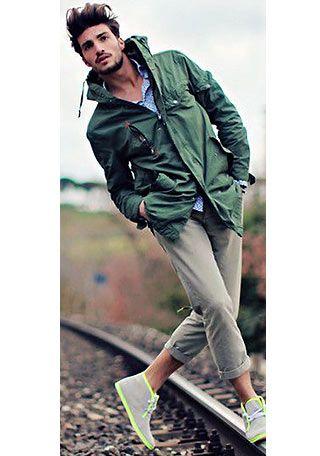 【2015年】この秋トレンドの服!5つのアウターまとめ(メンズ) | Italy Web