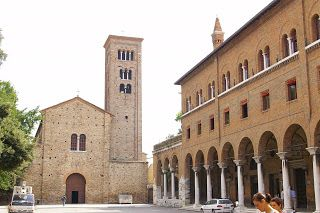 Piazza San Francesco, Ravenna (RA)