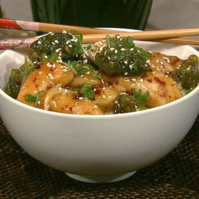 general tso's chickenThe Chew, Chicken Recipe, Fun Recipe, Tsos Chicken, Clinton Kelly, Tso Chicken, Savory Recipe, General Tsos, Dinner Tonight
