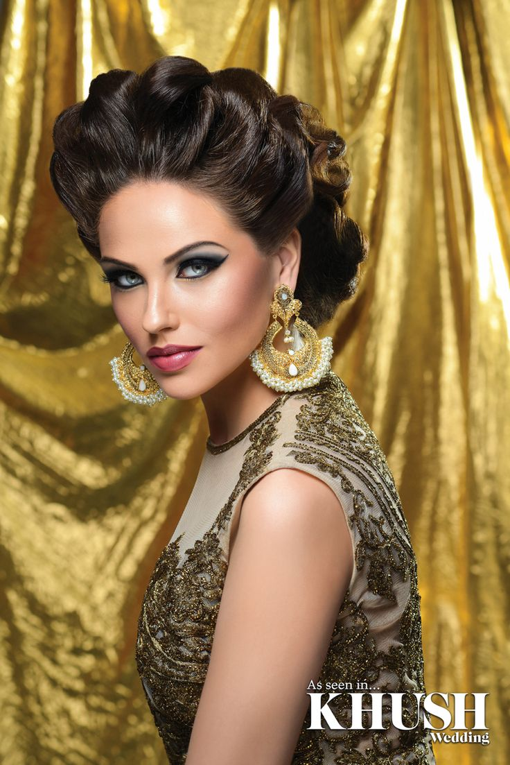 259 best bridal hair for indian/pakistani brides images on