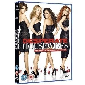 Desperate Housewives - Season 8 [DVD]: Amazon.co.uk: Film & TV