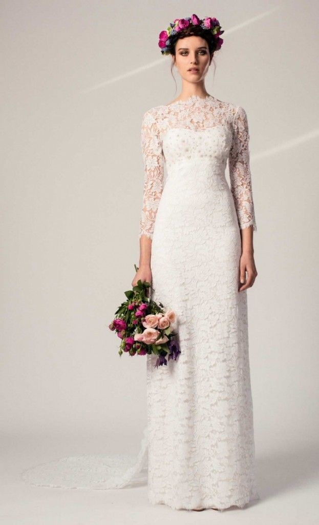 Robe de mariée Temperley London 2015 - Modèle April