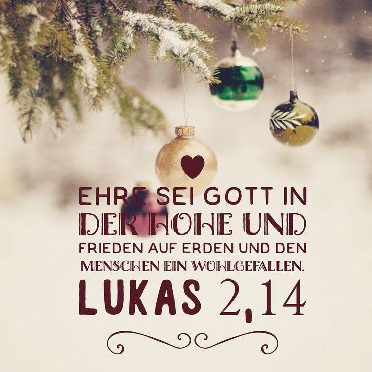 kirchliche sprüche zu weihnachten