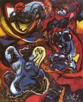 La Pythie - Andre Masson - The Athenaeum