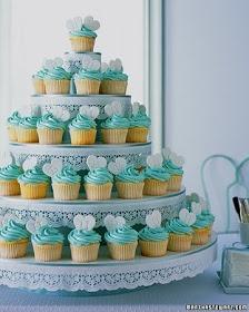 tren di nozze: Cupcakes!