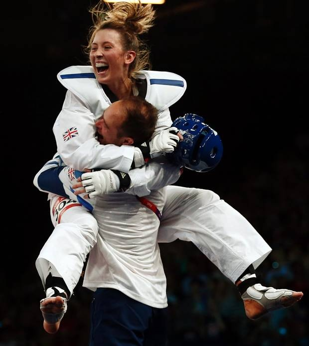Teenage kicks! Ecstatic Jade Jones takes Britain's first ever Taekwondo Gold