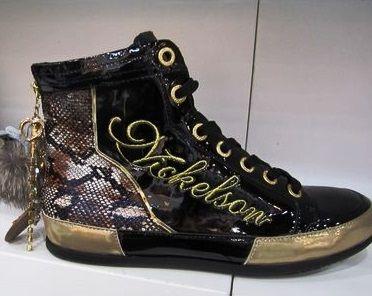Nickelson sneakers!