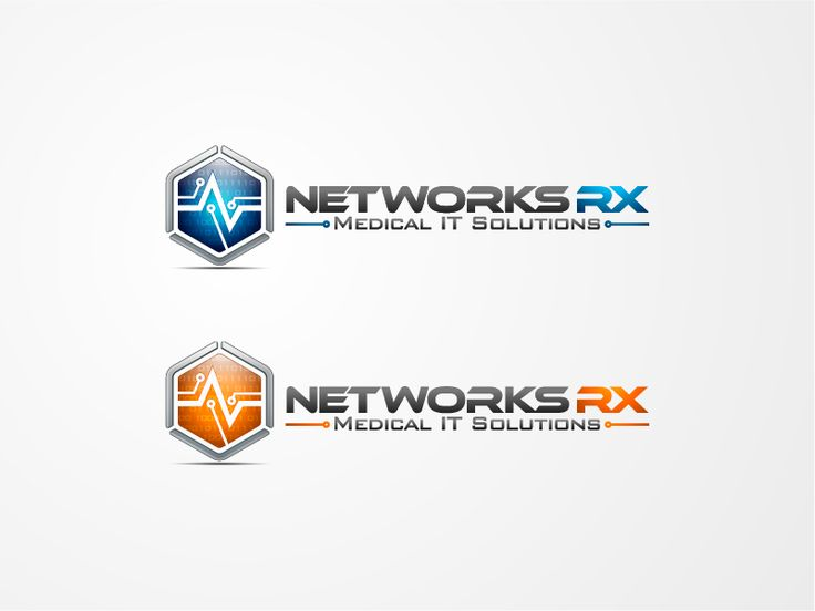 RE-BRAND US! New Logo for NETWORKS RX by Ilham Herry