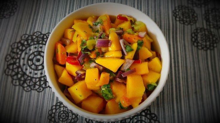 Matyi Eva: Mango es papaya salata