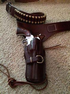South Dakota style - Ruger New Vaquero
