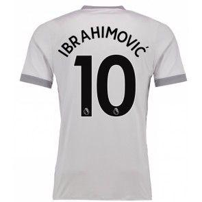 Manchester United Zlatan Ibrahimovic 10 Kolmaspaita 17-18